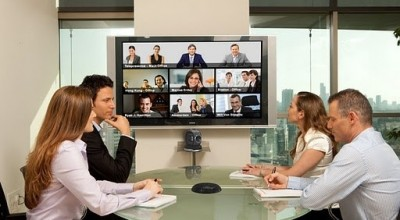 Video Conferencing Managed Services in Ireland by Meritec
