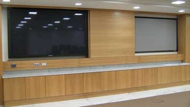 Flat Panel Displays | Digital Signage Displays for Board Rooms in Ireland by Meritec