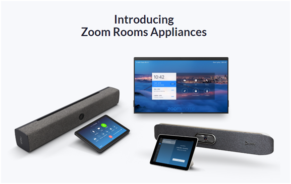 What are Zoom Rooms?