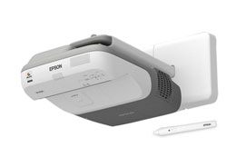 Interactive Projectors for Irish schools supplies by Meritec